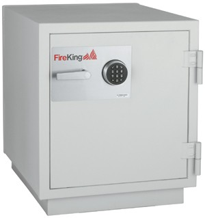 3 Hour Fireproof Safe, Data Storage