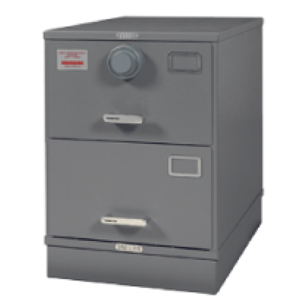 ... 2 Drawer GSA Approved Safe, File Cabinet Container For High Security  Document Storage