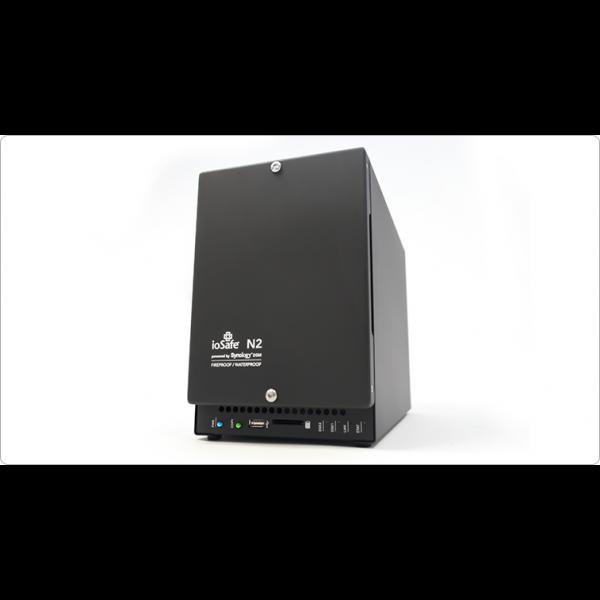 N22TB1YR, ioSafe 2TB NAS Storage Server, 2X 1TB Hard Drives